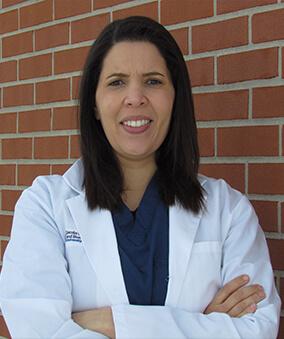 Dr. Nadine al-Hammali, DDS